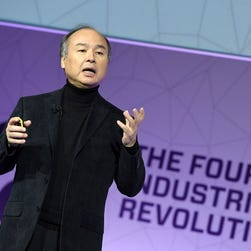 Robots will outnumber humans in 30 years, Softbank says