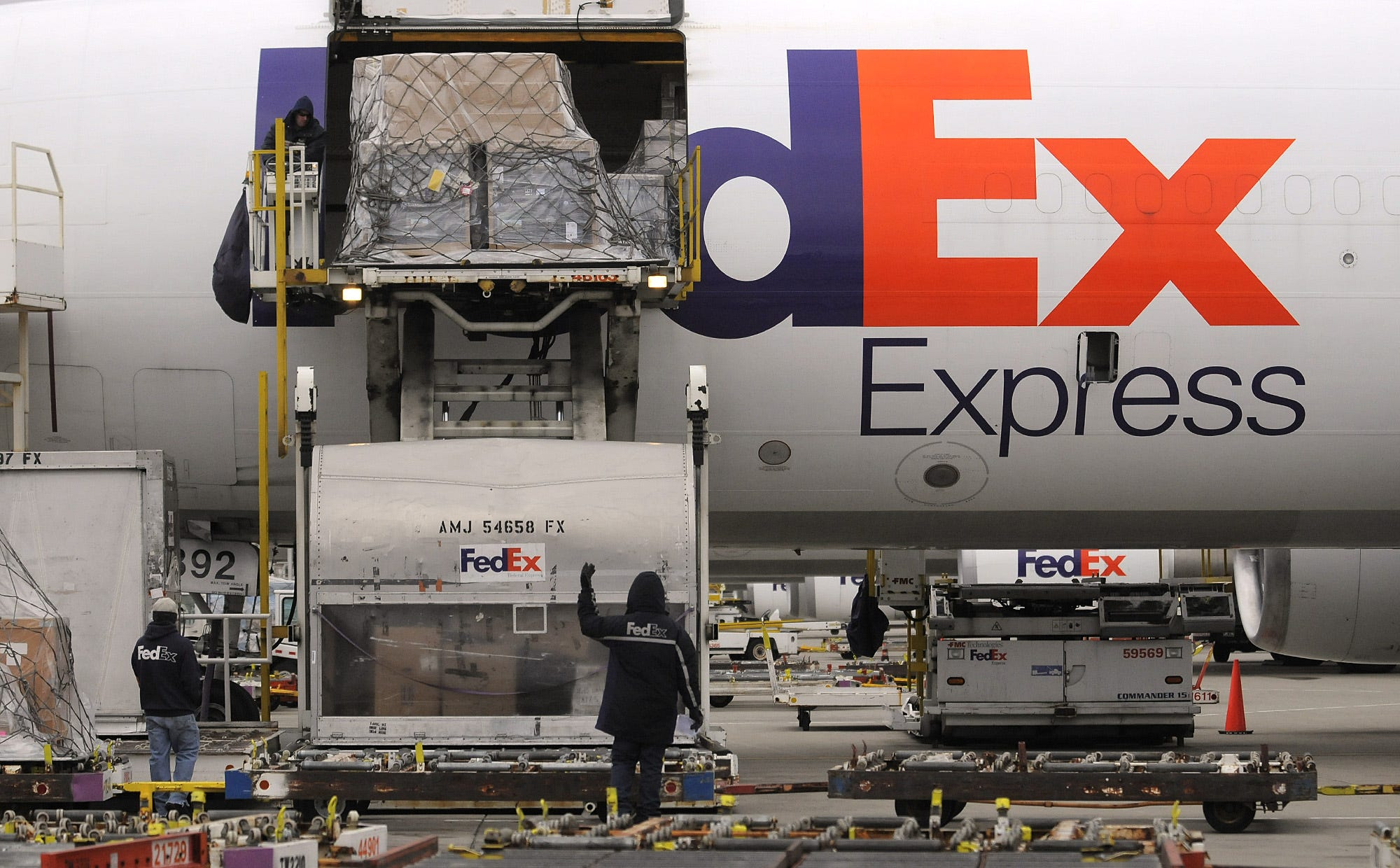 Captivating IndyStar  Fedex Jobs