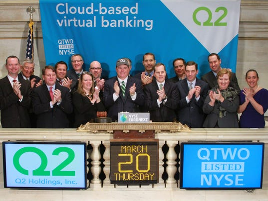 Q2 holdings launches IPO