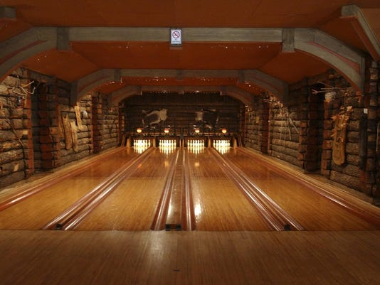 BOWLING-Alleys