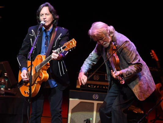 The Big Gig: The Nitty Gritty Dirt Band Performs At The Country Music Hall of Fame and Museum