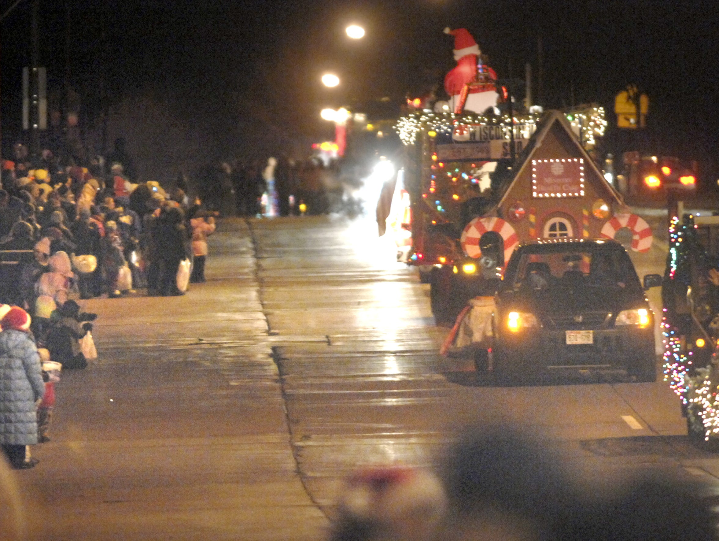 Wausau's Annual Holiday Parade will held Dec. 2nd at