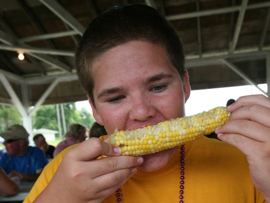 Sweet corn takes center stage at the Sweet Corn Serenade
