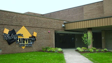 The Williamson County school board approved funding for renovations at Fairview High School, pictured, and projects in other schools.