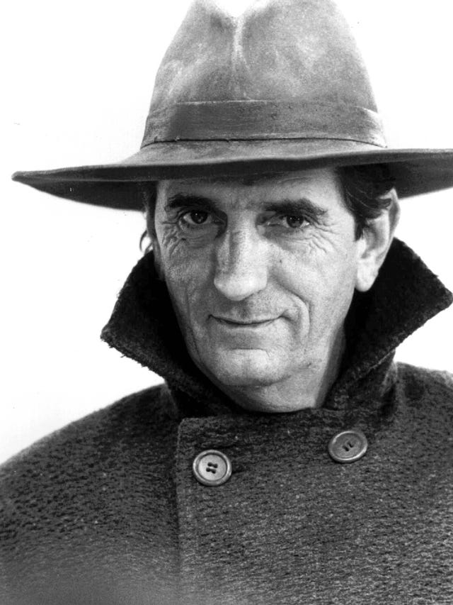 Harry Dean Stanton died Friday, Sept  15, a great character