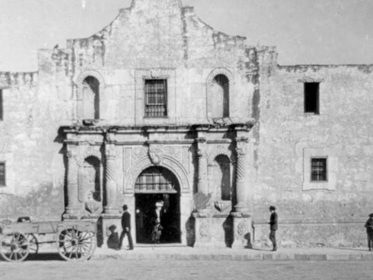Mexico won the Battle of the Alamo but lost the Texas