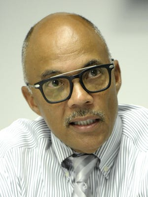 Detroit Water and Sewerage Department director Gary Brown.