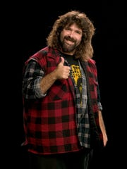 Former professional wrestler Mick Foley stops by Levity