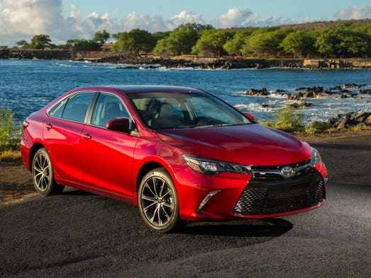 Japan S Toyota Has The Most Made In The Usa Car Camry