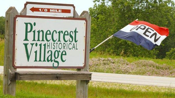 Pinecrest Historical Village, 924 Pinecrest Road