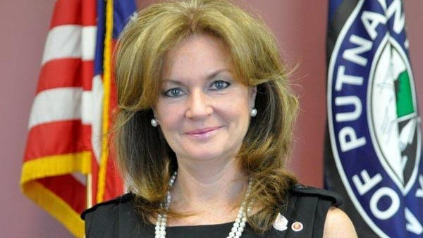 Putnam County Executive MaryEllen Odell