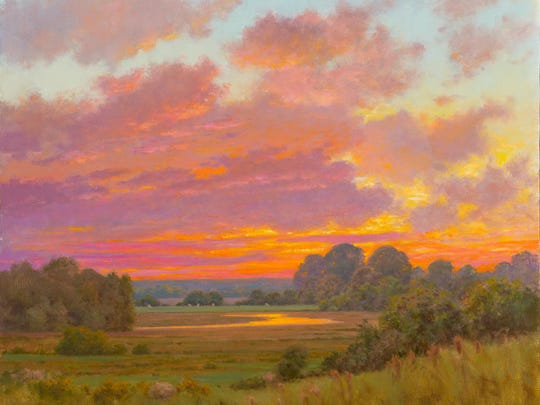 A show of works by Richard Kelso opens at Fisher Galleries' 119 Event Space Thursday.