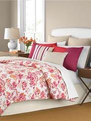 This Pristina 6-piece comforter set by Martha Stewart