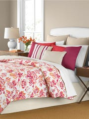 This Pristina 6-piece comforter set by Martha Stewart for Macy's is $46.16 (down from $260) at Macy's Last Act.