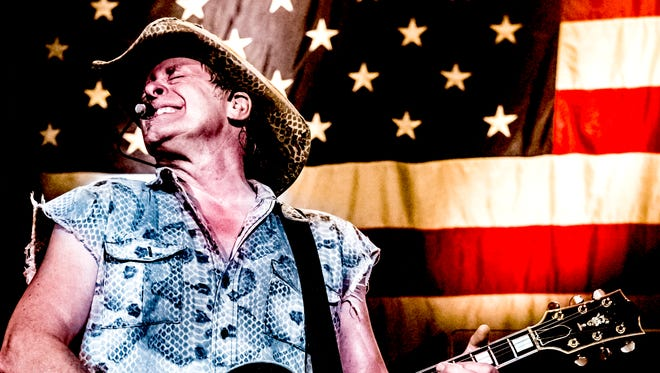Ted Nugent, 2016