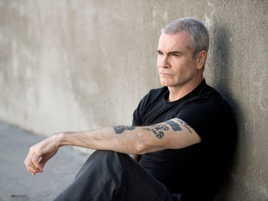Henry Rollins performs Oct. 6 at the historic Gillioz Theatre in downtown Springfield.