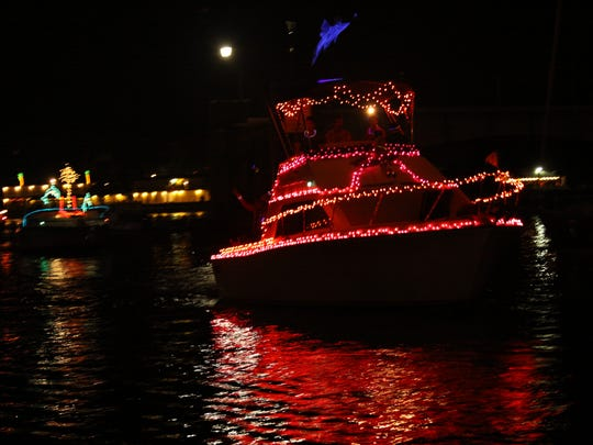 The annual Lighted Boat Parade is back in New Rochelle on July 25.
