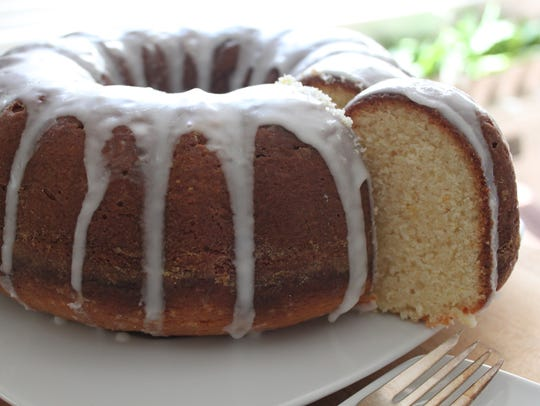 "Lemon Bundt Cake from ""Magnolia Table: A Collection"