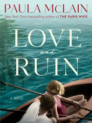'Love and Ruin' by Paula McLain