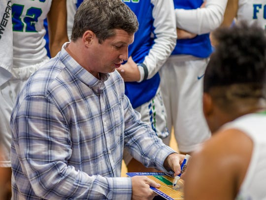 FGCU program-building women's basketball coach Karl