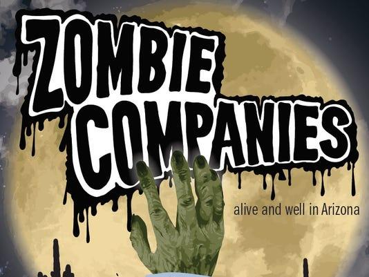 Zombie companies in Arizona