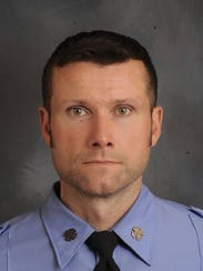 FDNY Firefighter Michael R. Davidson of Engine Company