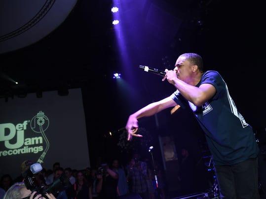Def Jam Upfronts 2015 Showcase Powered By Samsung Milk Music & Milk Video