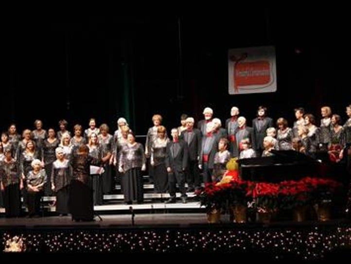The Livonia Civic Chorus will feature its annual Christmas