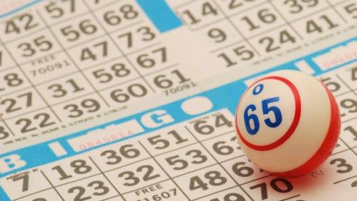 Why not enjoy a night of bingo?