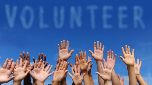 Volunteer opportunities in SW Florida