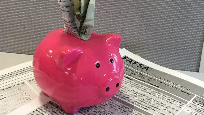High school seniors and parents will look at an odd twist in 2016 and file two FAFSA forms this year.