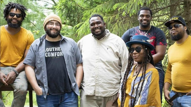 The Contact Collective will perform a free concert Saturday next to the Jay Albertson Park in Stroudsburg.