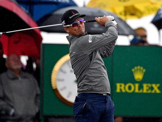 PGA: The Open Championship - Second Round