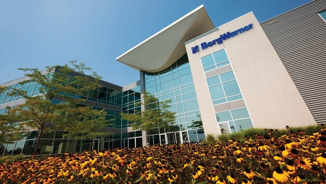 BorgWarner,  an auto supplier based in Auburn Hills, plans to add 76 new jobs in conjunction with a state economic development performance grant of $750,000 announced Thursday, July 14, 2016.