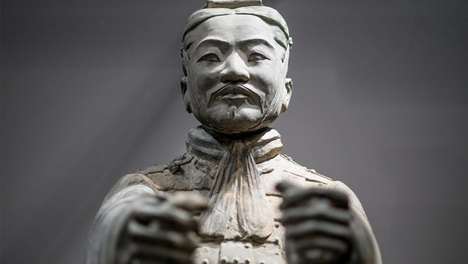 The Franklin Institute in Philadelphia faces a proposed class-action lawsuit over a recent exhibit of terracotta warriors.