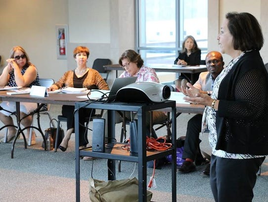 Beth Goldberg, New York District SBA Director, welcomes