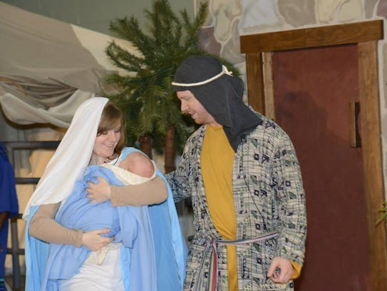 The Christmas Experience will be held at North Boulevard