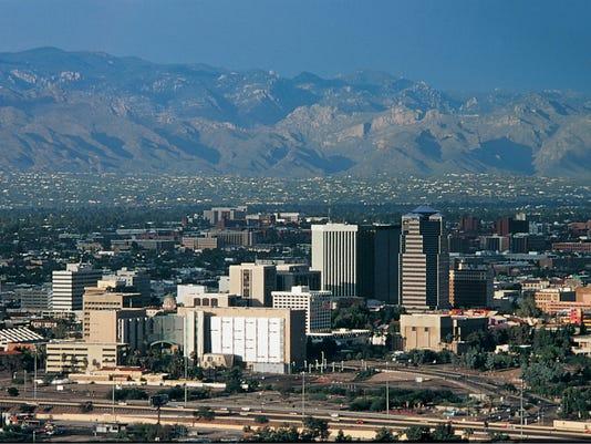 No. 2 -  Tucson