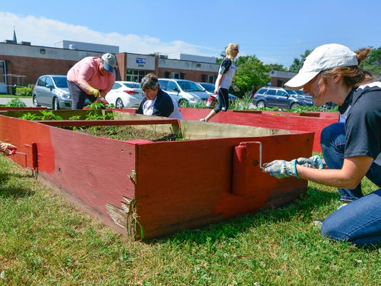 PHOTOS: United Way Day of Action