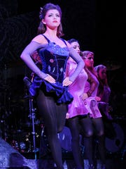 Emma Warren and the Company of Riverdance.