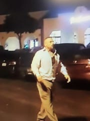 Salinas police are trying to identify men involved in a fight at Buffalo Wild Wings on Saturday night.