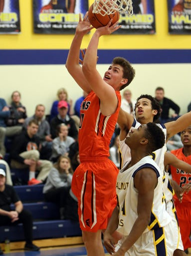 Anderson vs. Walnut Hills boys' basketball