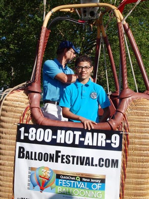 Guy Francis, a seventh-grade student at Kawameeh Middle School in Union, is the grand-prize winner of the 14th annual PNC Bank American Patriot Essay Contest, in association with QuickChek New Jersey Festival of Ballooning.