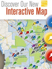 The Rapides Foundation's new interactive map points Central Louisiana residents to healthy activities in their community.