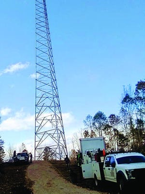 The height of an AT&T cell tower proposed for placement at the Pratt Regional Airport remains a top item of discussion for Pratt County commissioners.