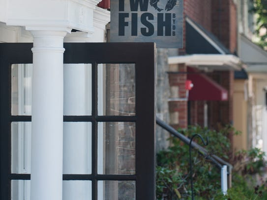 Two Fish Restaurant Haddonfield Nj