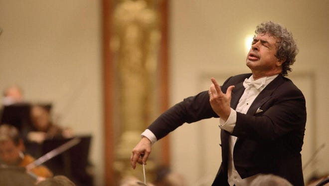 Czech Philharmonic Orchestra with Seymon Bychkov, music director and chief conductor, will be at Wharton Oct. 30.