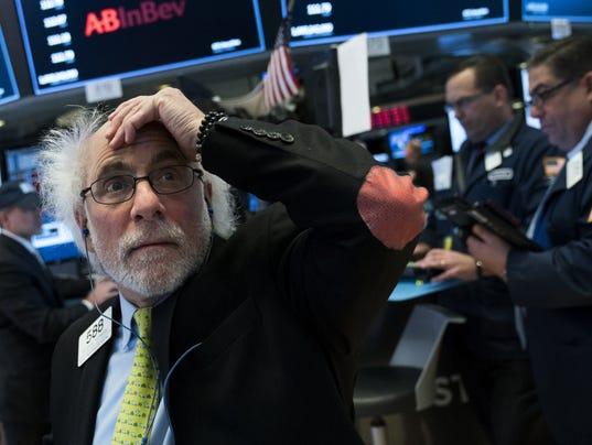The Dow Slump