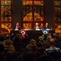 Cedar City mayoral, council candidates debate issues
