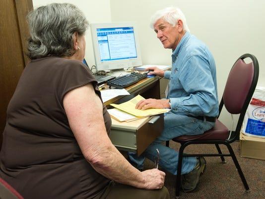 AARP Tax Preparers